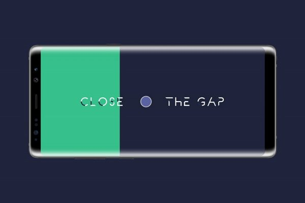 close the gap level in daze