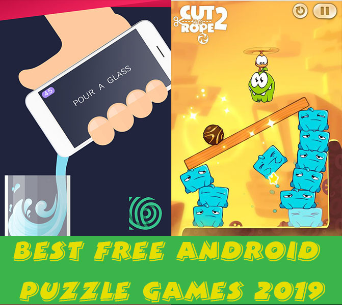 best free puzzle games