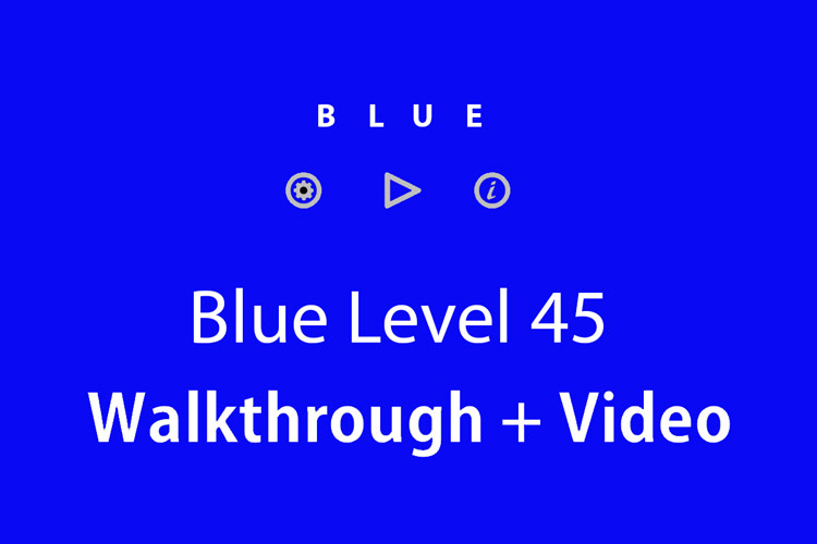 Blue-level-45-answers