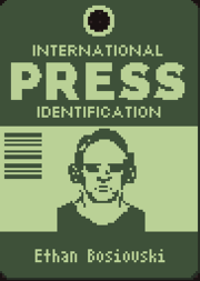 press id papers please
