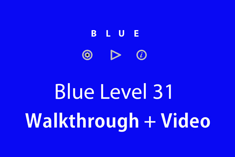 blue-level-31-solution