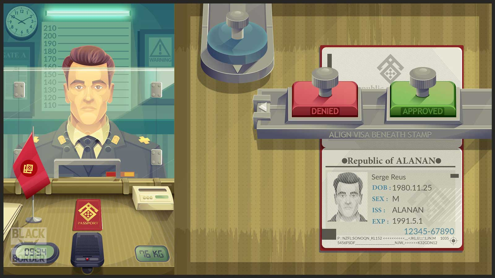 9 Games Like Papers Please for Android