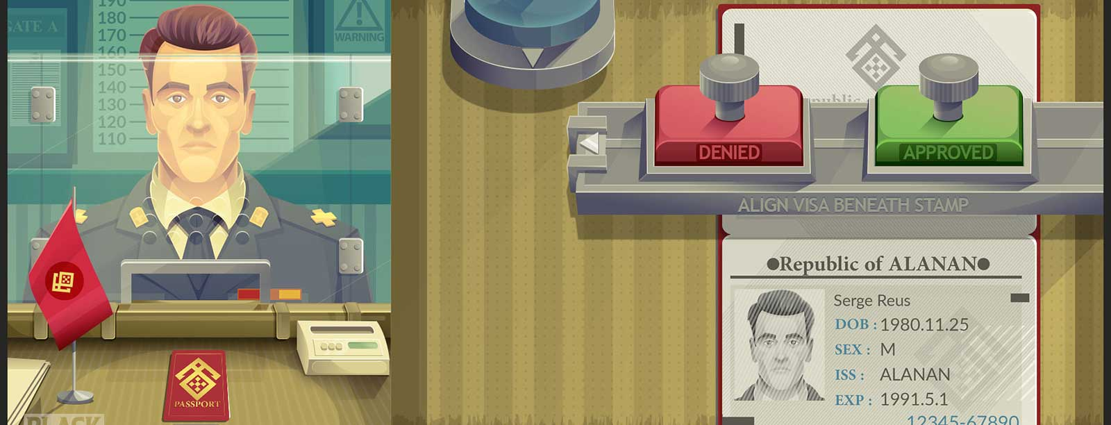 10 Games Like Papers Please for Android