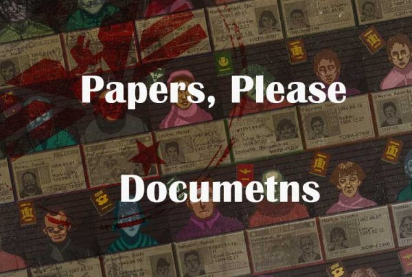 papers please documents