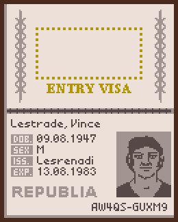 papers please passport