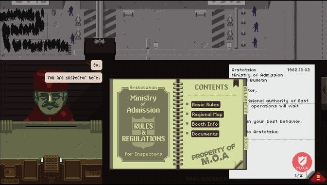 Papers Please Walkthrough