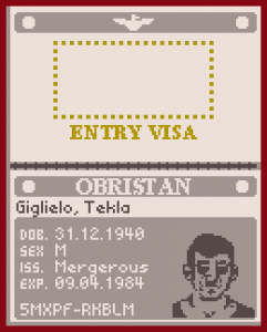 Obristan passport