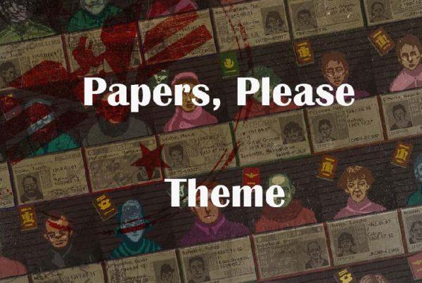papers please theme