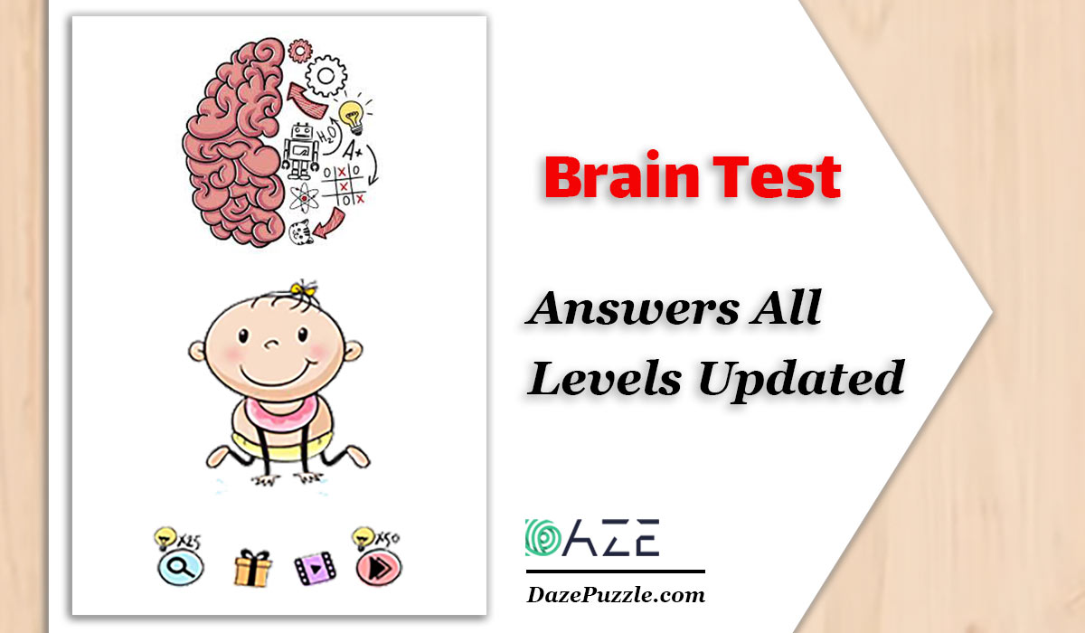 Brain Test Answers Updated On September 5 All Levels 1 315 Daze Puzzle
