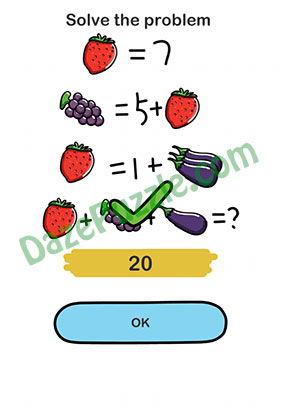 brain out level 130 answer