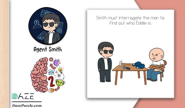 brain test 2 agent smith level 11