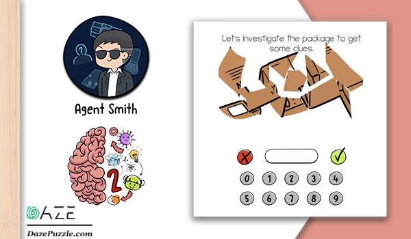 brain test 2 agent smith level 3