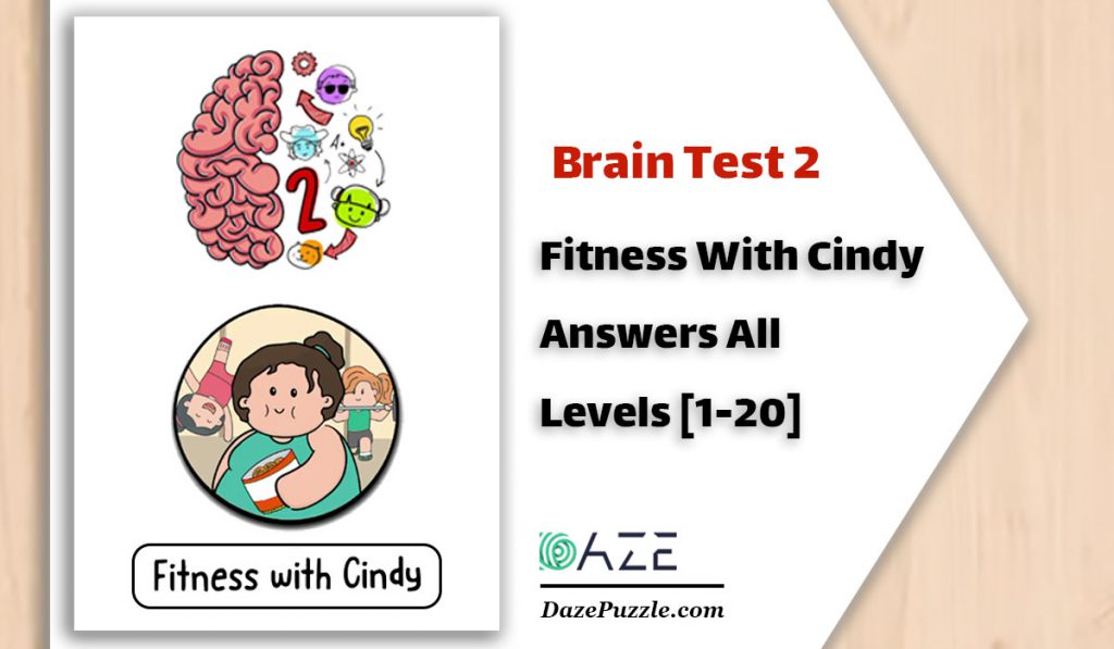 brain test 2 fitness with cindy answers
