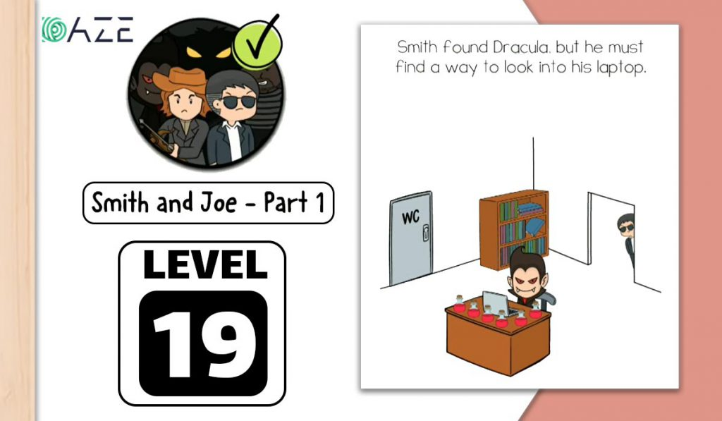 brain test 2 smith and joe part 1 level 19