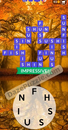 wordscapes august 11 2020 daily puzzle answer