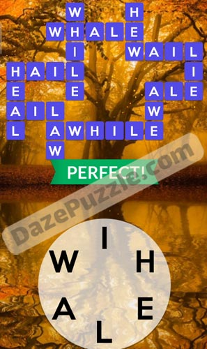 wordscapes august 5 2020 daily puzzle answer