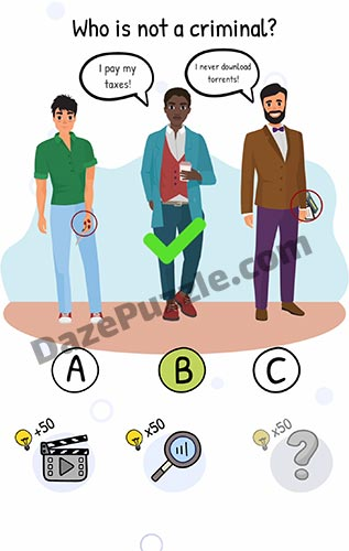 who is level 58 answer
