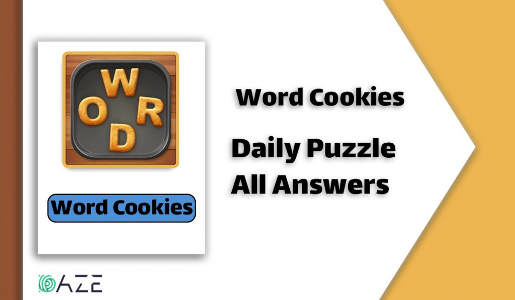word cookies daily puzzle answers