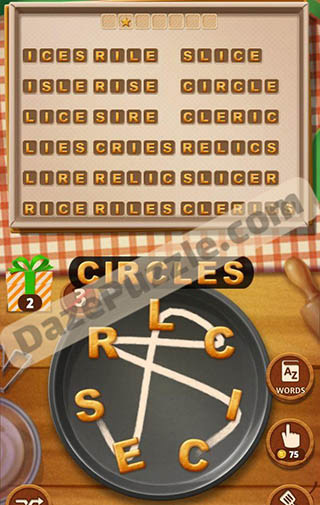 word cookies september 19 2020 daily puzzle answer