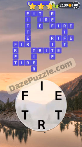 wordscapes september 17 2020 daily puzzle answer