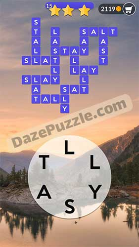 wordscapes september 10 2020 daily puzzle answer