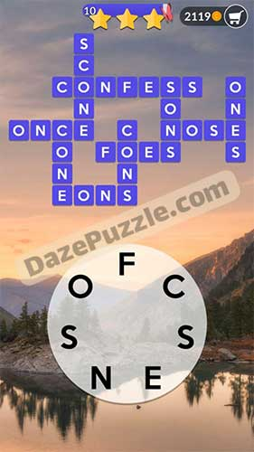 wordscapes september 11 2020 daily puzzle answer