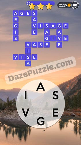 wordscapes september 12 2020 daily puzzle answer