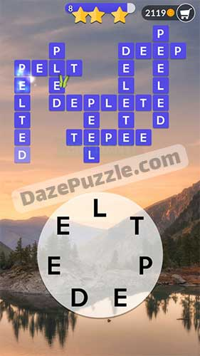 wordscapes september 13 2020 daily puzzle answer