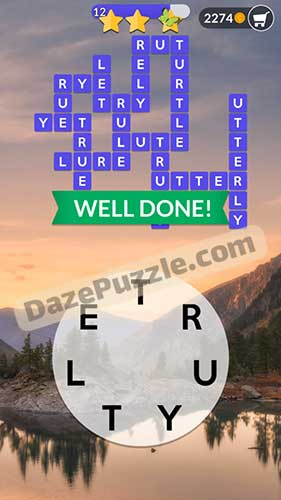 wordscapes september 16 2020 daily puzzle answer