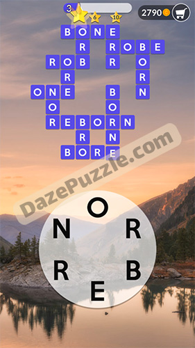 wordscapes september 25 2020 daily puzzle answer