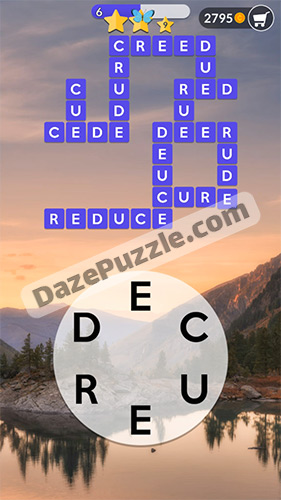 wordscapes september 26 2020 daily puzzle answer