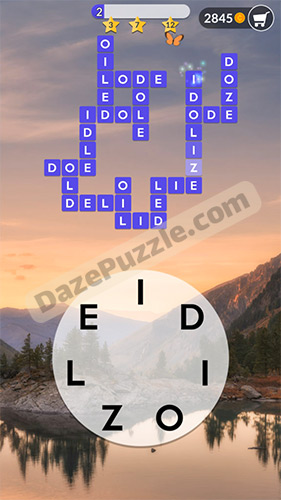 wordscapes september 27 2020 daily puzzle answer