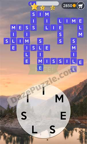 wordscapes september 28 2020 daily puzzle answer