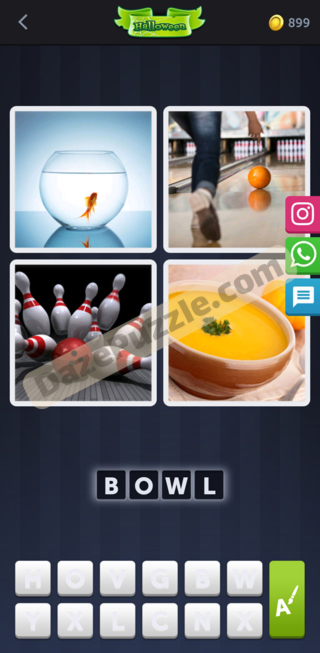 4 pics 1 word october 3 2020 daily puzzle answer