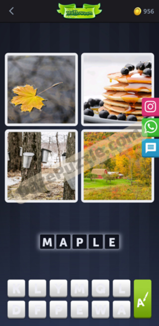 4 pics 1 word october 4 2020 daily puzzle answer