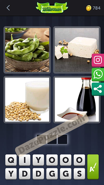 4 pics 1 word october 15 2020 daily puzzle answer