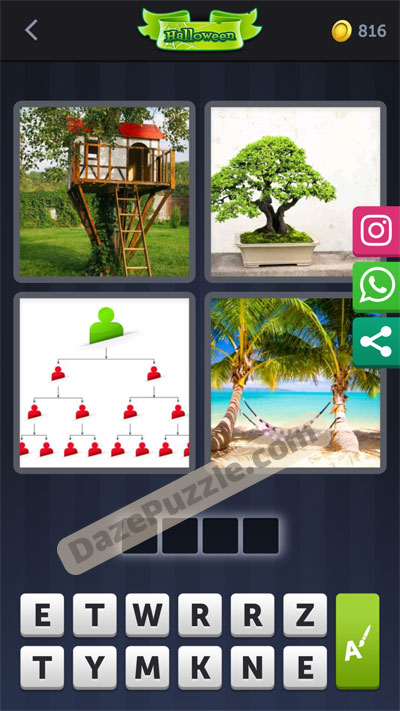 4 pics 1 word october 16 2020 daily puzzle answer