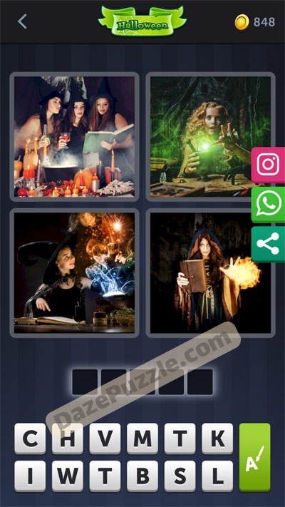 4 pics 1 word october 17 2020 daily puzzle answer