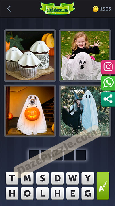 4 pics 1 word october 27 2020 daily puzzle answer