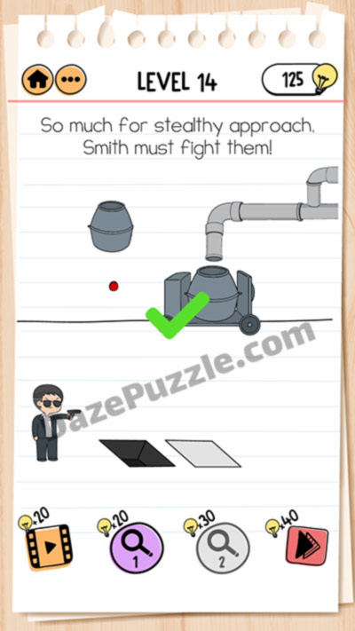 brain test 2 smith and joe part 2 level 14 answer