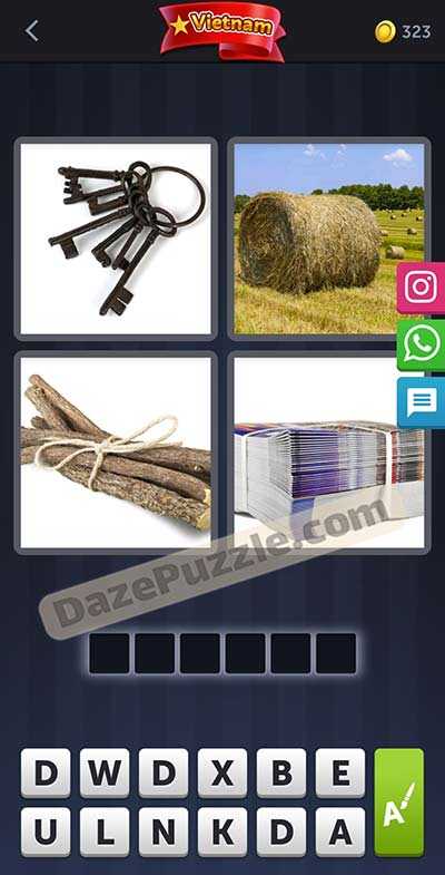 4 pics 1 word november 15 2020 daily puzzle answer