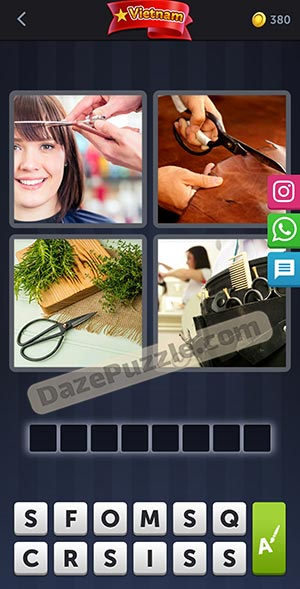4 pics 1 word november 22 2020 daily puzzle answer