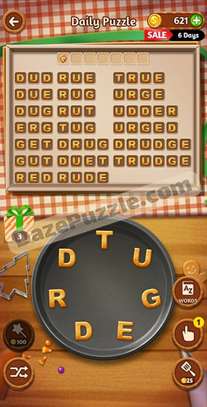 word cookies november 20 2020 daily puzzle answer