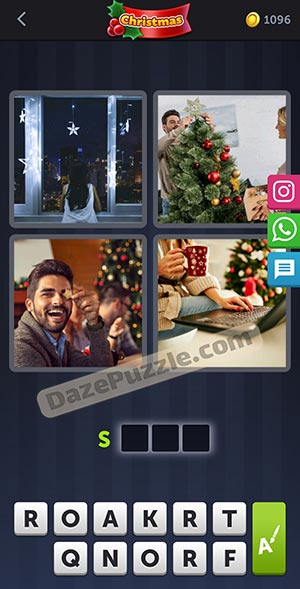 4 pics 1 word december 18 2020 daily puzzle answer