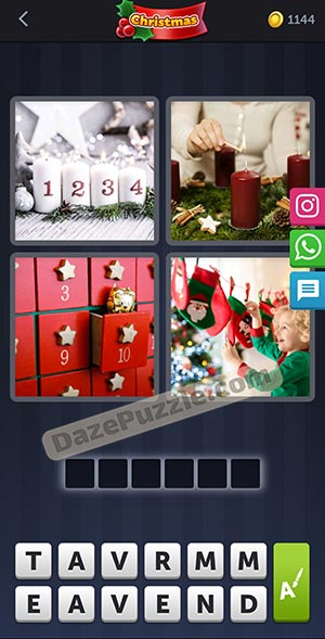4 pics 1 word december 19 2020 daily bonus puzzle answer