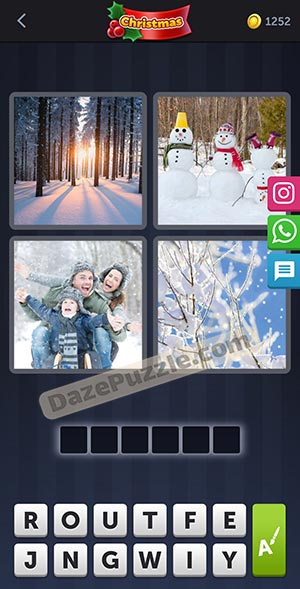 4 pics 1 word december 21 2020 daily puzzle answer