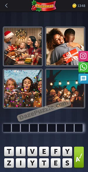 4 pics 1 word december 24 2020 daily puzzle answer
