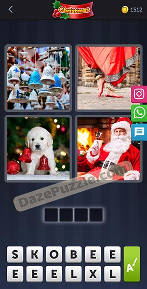 4 pics 1 word december 26 2020 daily puzzle answer