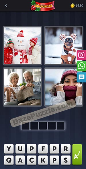 4 pics 1 word december 29 2020 daily puzzle answer