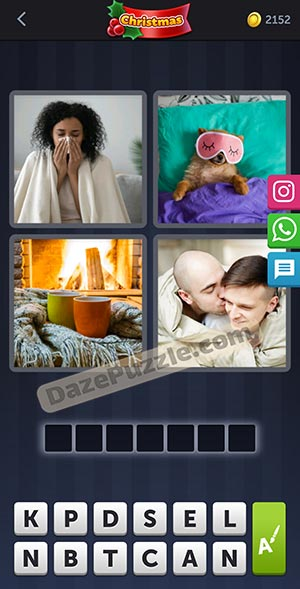 4 pics 1 word december 30 2020 daily puzzle answer
